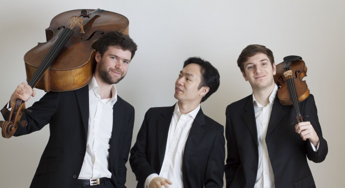 Melbourne International Chamber Music Competition - Linos Piano Trio - Muziekgebouw Eindhoven