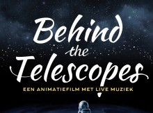 Behind the telescopes - Lavinia Meijer (8+)