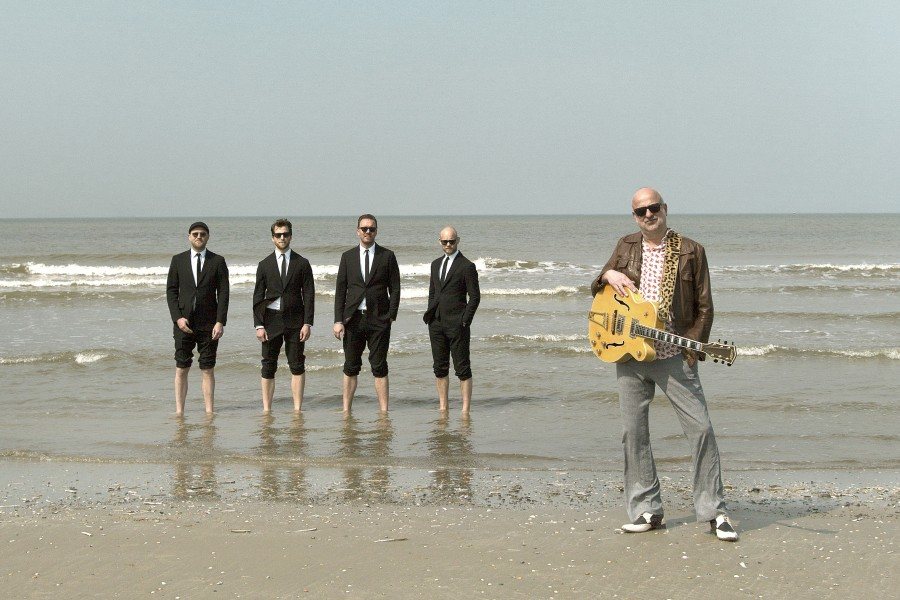 BRUUT! & Anton Goudsmit: A Tribute To The Surfguitar