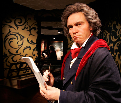 Things you didn't know about Beethoven