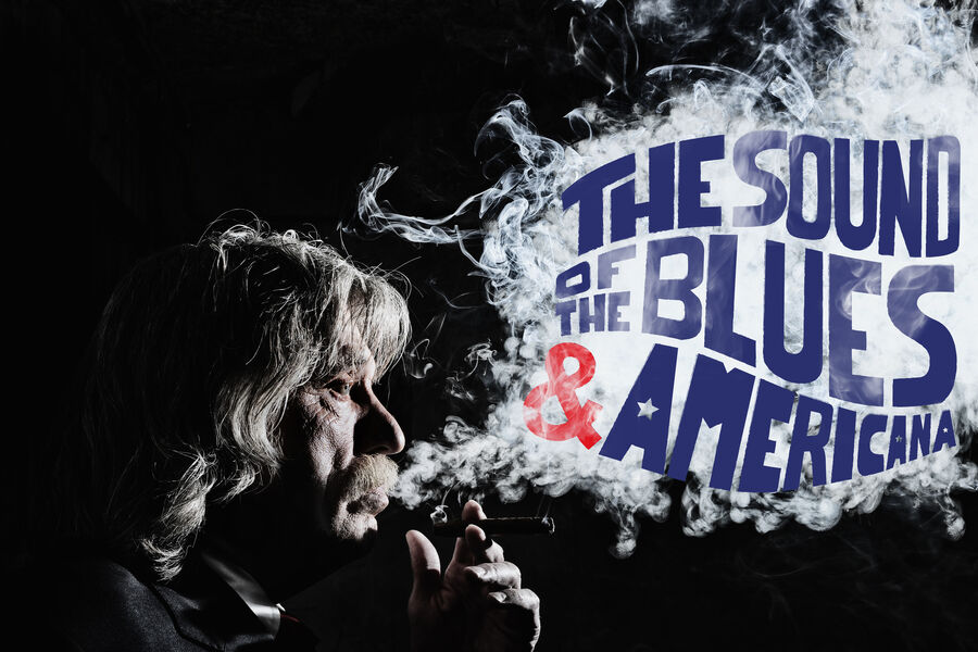 Johan Derksen: The Sound Of The Blues & Americana